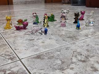 Figuritas de cristal checo