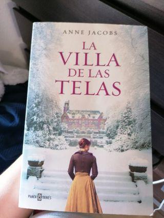 Pack La villa de las telas, Anne Jacobs