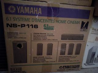 Yamaha NS-P116 Home cinema