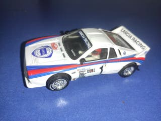 scalextric clásico, Lancia Racing Monte Carlo