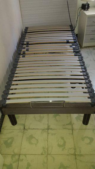una cama ortopedica