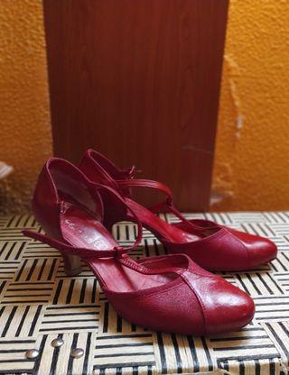 Zapatos de Ana Barbancho