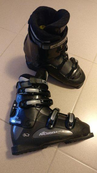 Botas ski Nordica
