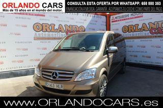 Mercedes-Benz Viano 2.0 CDI 136 Trend Largo - 2012