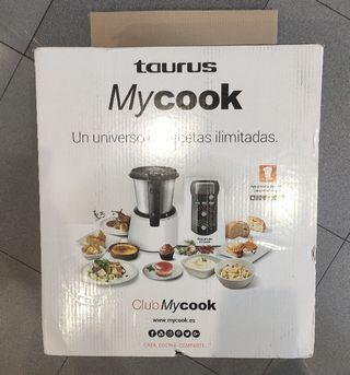 Robot de Cocina Taurus My Cook 1,6