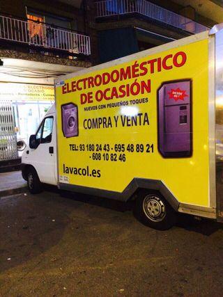 Lavadora EAS eléctric con garantía