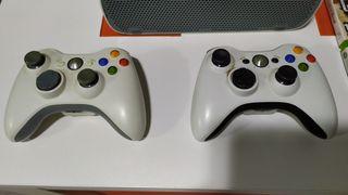 Xbox 360, 2 mandos + 14 juegos