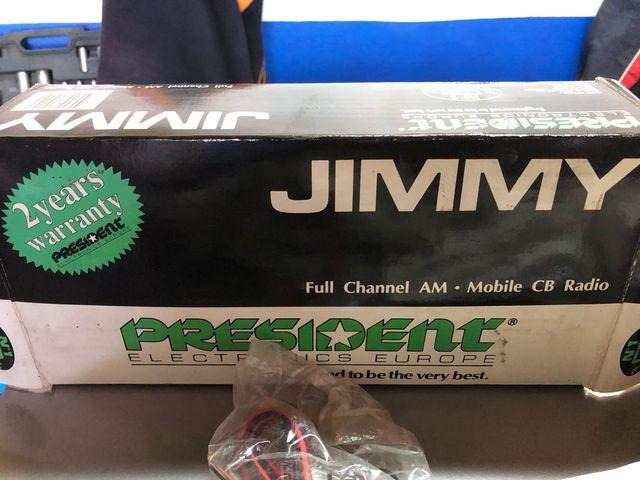 Emisora President JIMMY