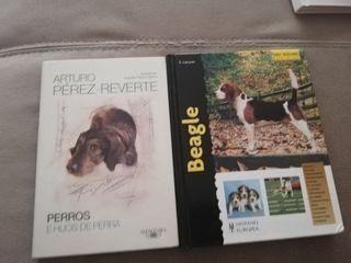 libros perros
