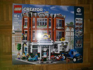 Lego 10264 garaje nuevo modular creator