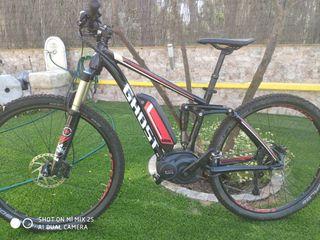 Bicicleta eléctrica Ghost Teru FS 7