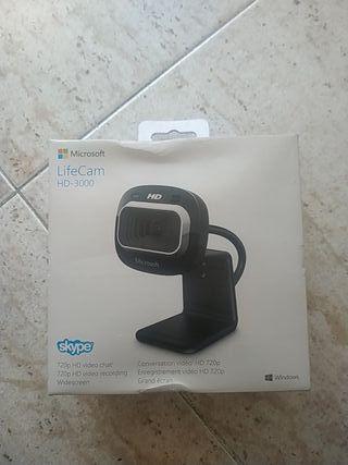webcam hd microsoft hd 3000