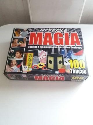 Juego de Magia.100 Trucos