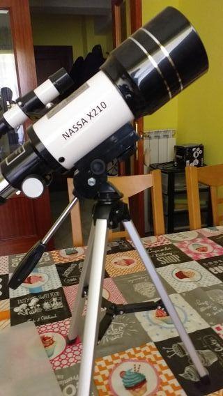 Telescopio astronómico NASSA X210