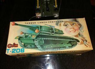 TANQUE LANZAVENTOSAS DE CLIM T-206