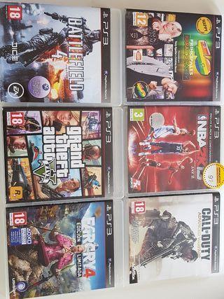 juegos para playstation3