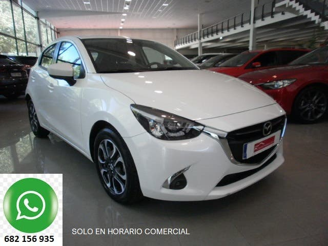 Mazda 2 1.5 90 Cv Luxury Automatico