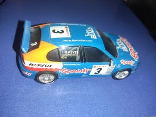 scalextric seat Leon Repsol clasico