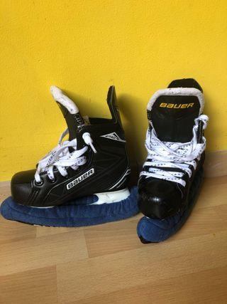 BAUER patines de hielo 29,5