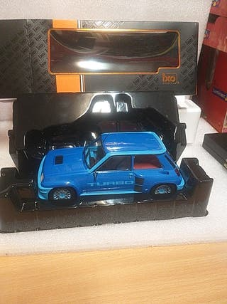 1/18 maqueta Renault 5 Turbo