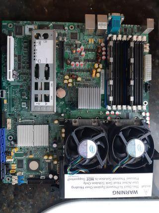 Placa base servidor servidor Intel S5000VSA