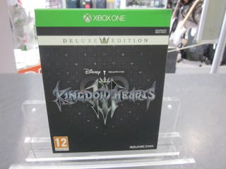 Juego XBOX ONE Kongdom hearts 3 deluxe edition