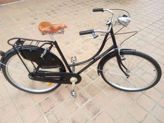 bicicleta paseo(negociable)