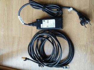 Inyector POE Ethernet 48V