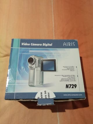 Videocámara Digital AIRIS