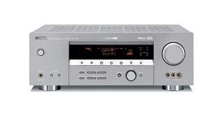 Amplificador Home cinema Yamaha modelo RX-V457