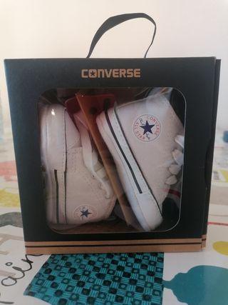 Converse bebé nuevas