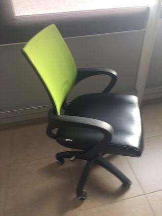 Silla despacho moderna y cómoda