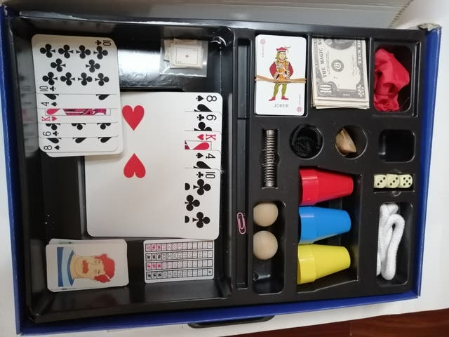 juego magia tamariz