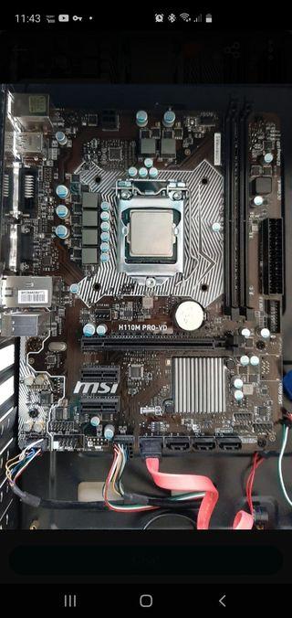 Intel i5-6400 + Placa base MSI