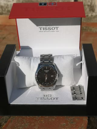 Tissot T-Classic Couturier
