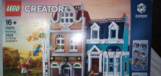 Lego Creator Expert 10270 - Bookshop