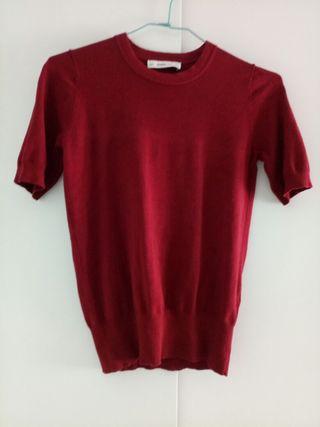 URGE Polo Zara Knit Rojo