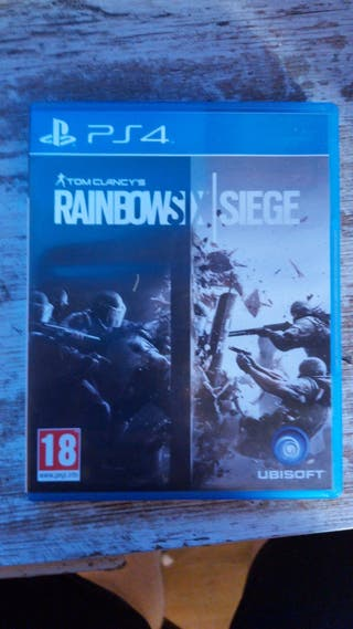 VENDO Tom Clancy's Rainbow Six Siege