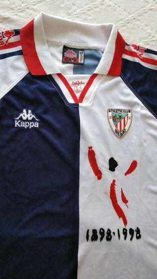 Camiseta Centenario Athletic De Bilbao XL