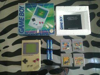 Game Boy clásica (19 juegos)