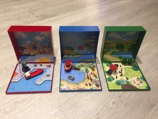 Playmobil miniaturas