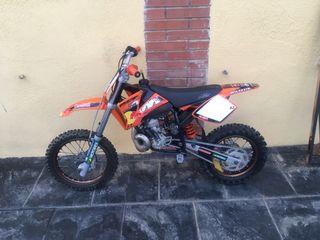 Ktm sx 50 2007
