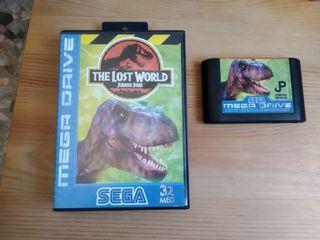 Te Lost world Jurassic park