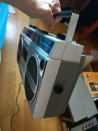 Radiocassette Sanyo M 9802AK
