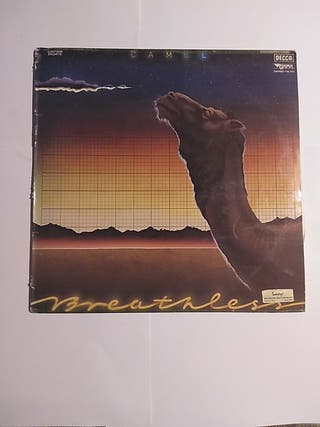 Camel - Breathless