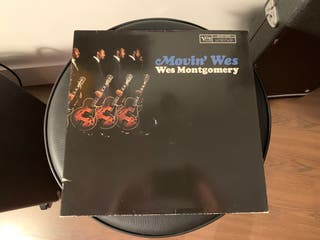 Vinilo Jazz Wes Montgomery - Movin' West