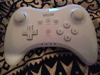 Mando pro Wii u blanco