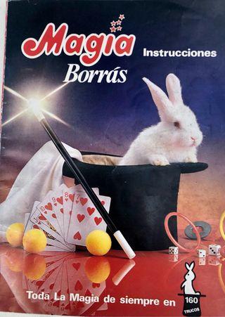 Juego Magia Borrás