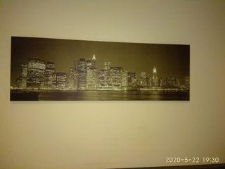 cuadro de nova york