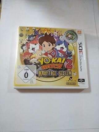 YO-KAI WATCH 2 CARNANIMAS. 3DS